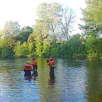 WATER TRAINING RIVER TAFF