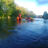 WATER TRAINING RIVER TAFF