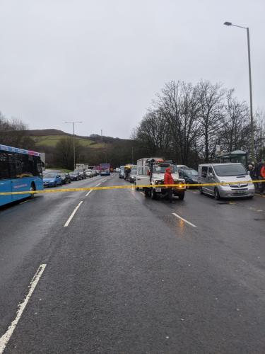 Nantgarw Cardiff A4054