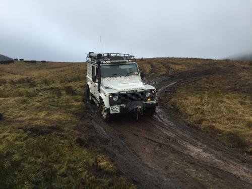 Landy-on-Brecon-Beacons