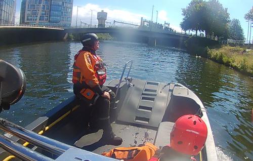 training river taff 31/08/2020